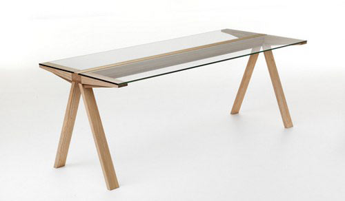 Traverso Table by Francesco Faccin in home furnishings  Category