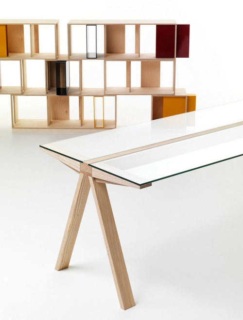 Traverso Table by Francesco Faccin in main home furnishings  Category