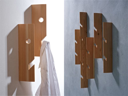 WOOD OO Collection by Jan Vacek and Martin Smid