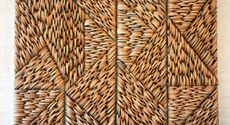 Bamboo Sculptures by Anne Crumpacker