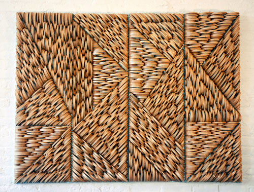Bamboo Art Design : Bamboo sculptures by anne crumpacker design milk