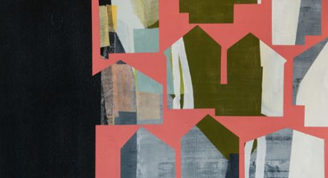 Housing Estate – Mixed Media Works by Jessica Bell