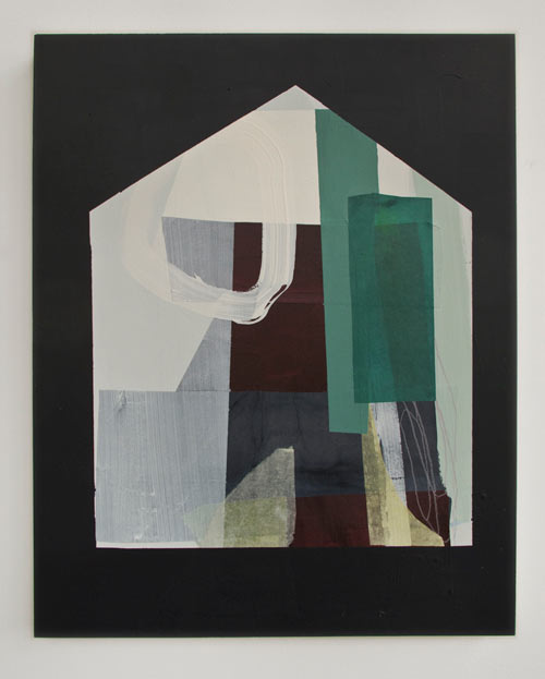 Housing Estate   Mixed Media Works by Jessica Bell in main art  Category