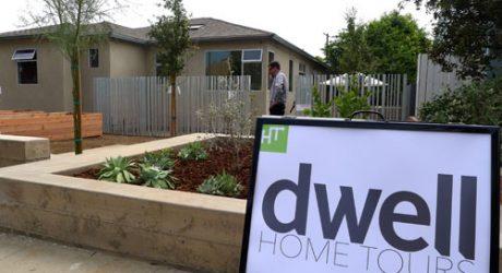 Dwell on Design Exclusive House Tour: Backyard Plug-in