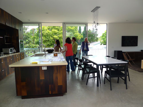 Dwell on Design Exclusive House Tour: Backyard Plug in in main architecture  Category