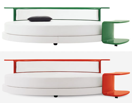 Sleep to Dream: 12 Modern Beds in technology main home furnishings  Category