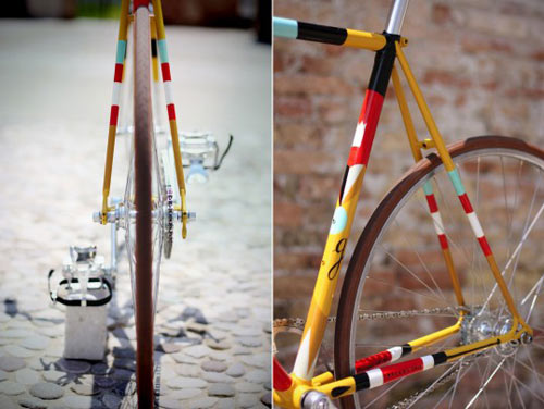 Bike by Biascagne Cicli + Riccardo Guasco in style fashion art  Category