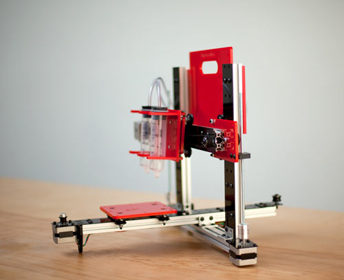 Burritobot: The Tortilla Filling 3D Printer in technology main  Category