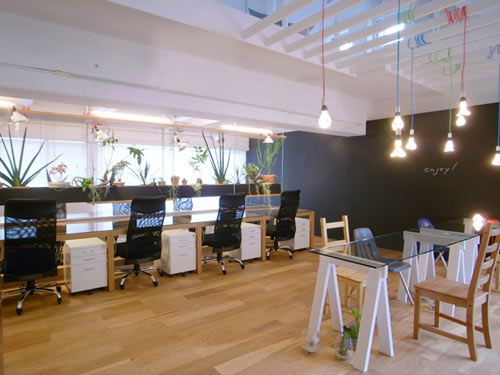 DM0 Office by CHEKHOV