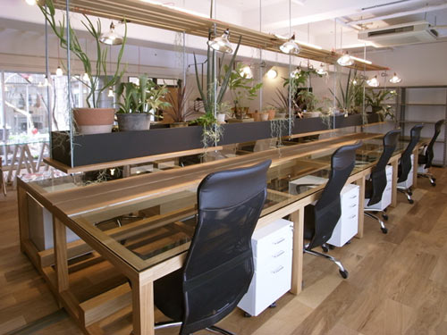 DM0 Office by CHEKHOV in main interior design  Category