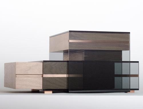 Curio Table by De Intuïtiefabriek
