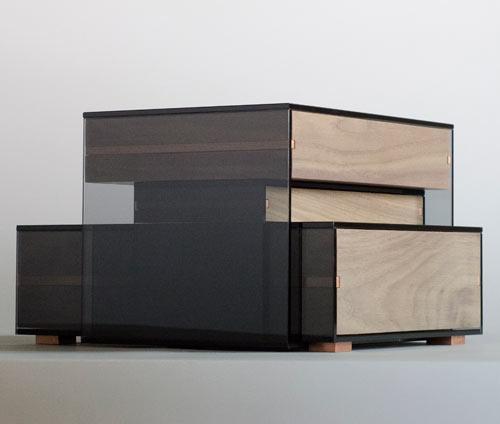 Curio Table by De Intuïtiefabriek in main home furnishings  Category