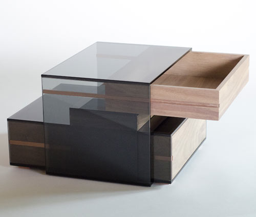 Curio Table by De Intuïtiefabriek in main home furnishings  Category