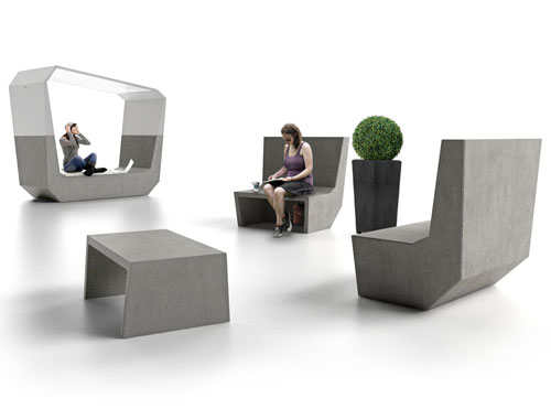 Get Out! Aster Urban Lounger by Emo Design