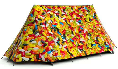 Heavy duty zippers extra strong pegs easy set up poles and made to stand up to extreme weather conditions u2013 what more could you ask for?  sc 1 st  Design Milk & FieldCandy Tents - Design Milk