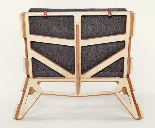 Spaceframe Furniture by Gustav Düsing in main home furnishings  Category