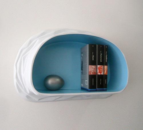 Exedra Shelf by Stefan Hepner