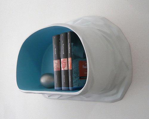 Exedra Shelf by Stefan Hepner in main home furnishings  Category