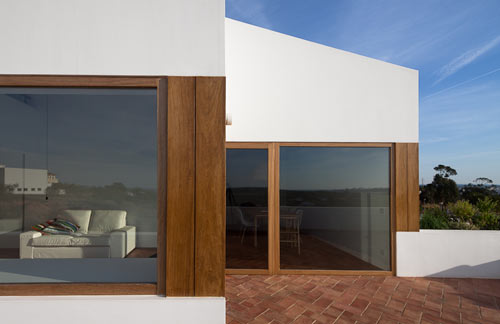 House in Mexilhoeira Grande by Marco Arraiolos in main architecture  Category