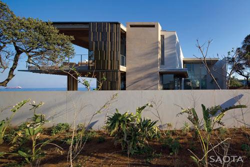 La Lucia House by SAOTA and Antoni Associates in main interior design architecture  Category