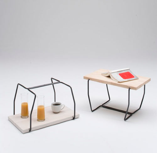 Maisonnette Multifunctional Furniture by Simone Simonelli in main home furnishings  Category