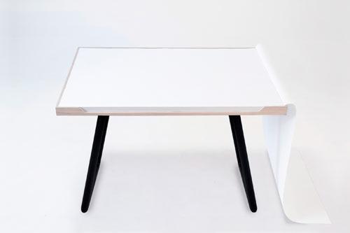 My Desk by Miguel Mestre