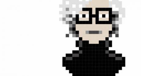 Puxxle: The Pixel Puzzle Wall Decor