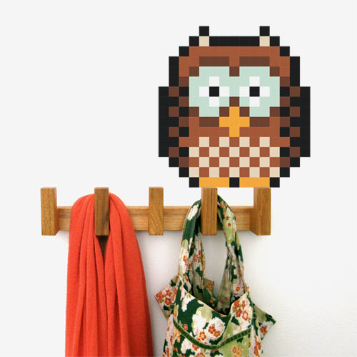 Puxxle: The Pixel Puzzle Wall Decor in style fashion main interior design art  Category