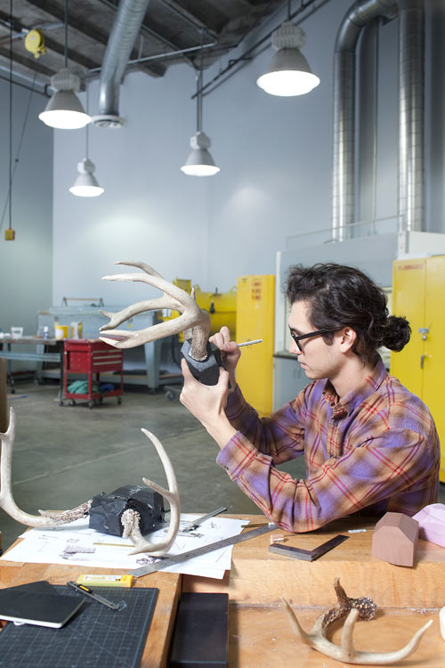The Tools That Make It Happen: Savannah College of Art and Design in technology main home furnishings  Category