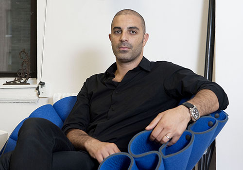 Where I Work: Dror Benshetrit
