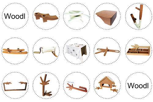 Woodl: Accessories for Everyday Furniture in main home furnishings  Category