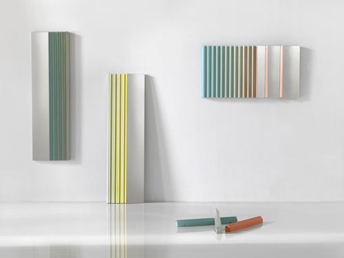 Zig Zag Mirror by MUT DESIGN in main home furnishings art  Category
