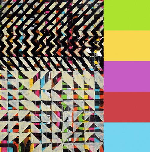 Colorful Artwork by Jennifer Sanchez