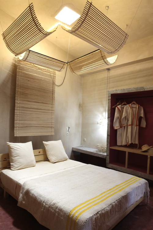 Dar HI Hotel, Tunisia in main interior design architecture  Category