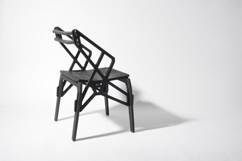Stack and Frame Puzzle Furniture by Konstantin Achkov in main home furnishings  Category