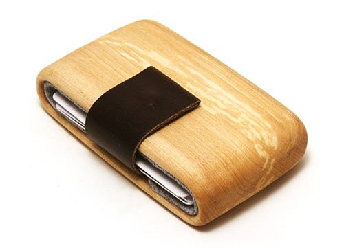 Wooden Wallet by Haydanhuya in style fashion  Category