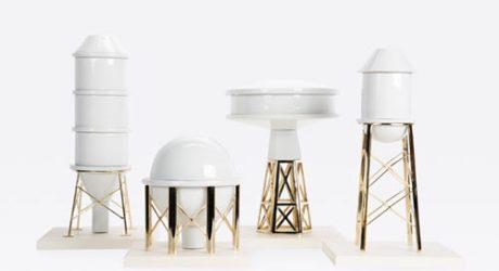 Industry Porcelain by Gentle Giants