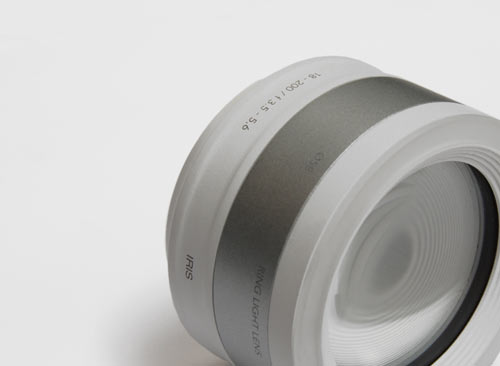 IRIS Camera Lens by Mimi Zou in technology main  Category