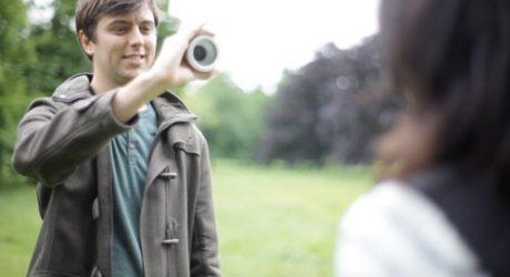 IRIS Camera Lens by Mimi Zou