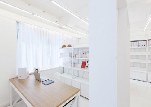 Khan Project Office in main interior design  Category