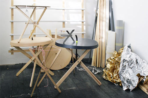 Marionet by Simon Busse in main home furnishings  Category