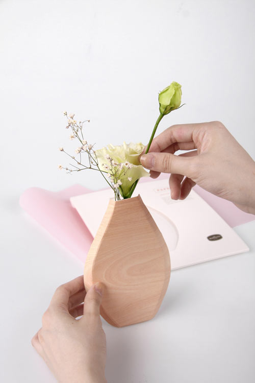 Paperse Vase by Cauca in main home furnishings  Category