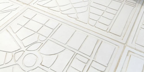 City Floor and Wall Tiles by Renata Rubim in main interior design  Category