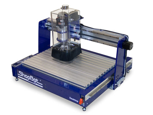 ShopBot Brings CNC Machines to Your Garage (or Your Desk!) in technology style fashion sponsor  Category