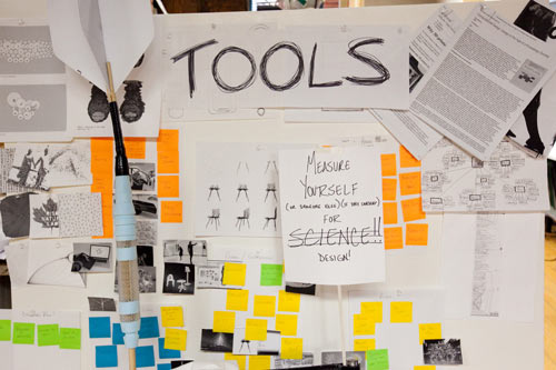 The Tools That Make It Happen: Rhode Island School of Design