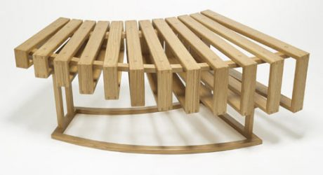 XYLO Table by Nucharin Wangphongsawasd