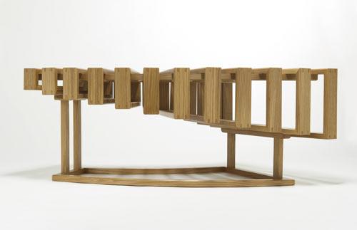 XYLO Table by Nucharin Wangphongsawasd in main home furnishings  Category