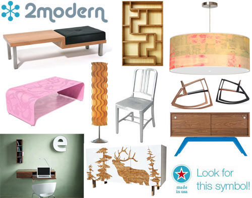 2Modern: Made in the USA