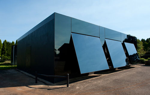 Black Box Office By Tina Tziallas Architecture Studio