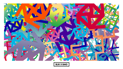 Blik X BMD   A DIY Tool to Create Eco Friendly Wall Graphics in technology main interior design art  Category